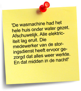 Storingsdienst Zuid-Holland Ervaringen